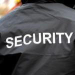 Professionelles Security Team
