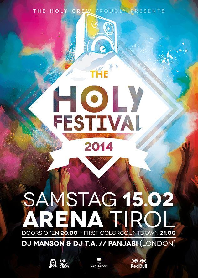 15.02.2014 // HOLY FESTIVAL